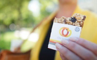 Mindful Eating Meditation With OM POWER Bar